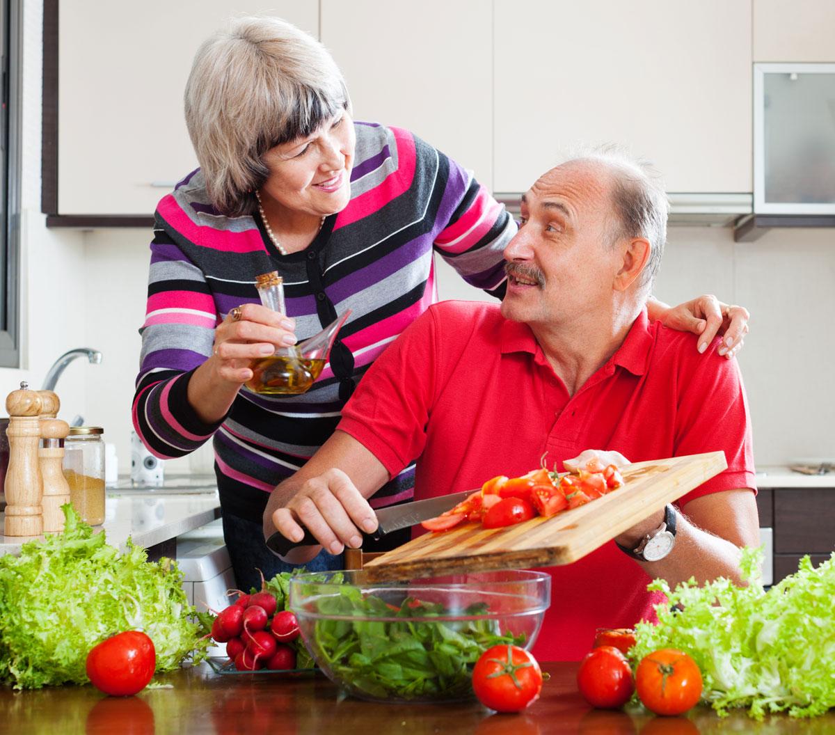 Voeding Senioren